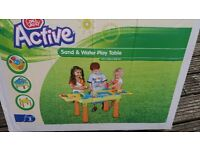 Chad Valley sand & water play table