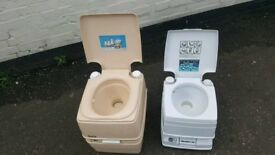 CHEMICAL PORTA POTTI TOILET