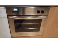 OVEN + HOB AND EXTRACTOR FAN £65 (pick up 9th Jan, dishwasher and kitchen units also for sale)