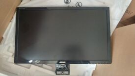 Asus 27 inch Gaming monitor (2ms response time) VE278 - like brand new, in original box