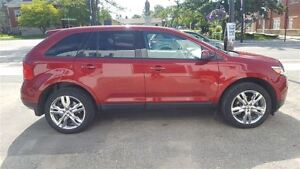 2013 Ford Edge SEL FWD | Local Trade | Panoramic Roof Kitchener / Waterloo Kitchener Area image 6