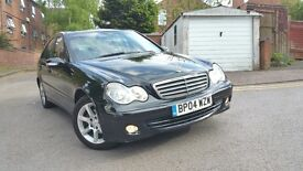 Mercedes-Benz C Class 2.1 C200 CDI Classic SE 4dr *Low Mileage* ~Face Lift~