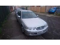Rover 45 - Spares or Repair!
