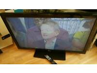 "LG LCD TV 40"""