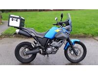 XT660Z Tenere - Great fun adventure bike with long MOT, low price and full service history.