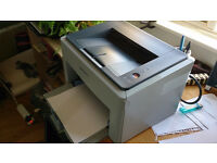 Samsung ML2240 - Black And White Laser Printer - with new toner and pickup roller