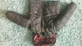 Ben Sherman gorgeous boys jacket 3-4 years