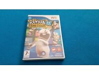 Nintendo Wii - Rayman Raving Rabbids TV Party