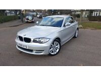 2010 BMW 123D TWIN TURBO,MANUAL,SE COUPE