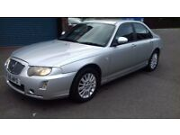 Rover 75 2.0 CDTI 2004 year Done Only82k 12 Month MOT Test Private Plate