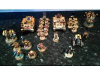 Space marine force pro painted Warhammer 40k