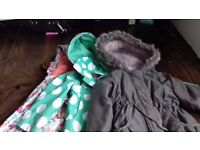 Bundle of girls' clothes aged 2-3 27 items