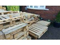 Pallets...new