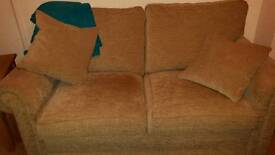 2 seater sofa and 2 armchairs
