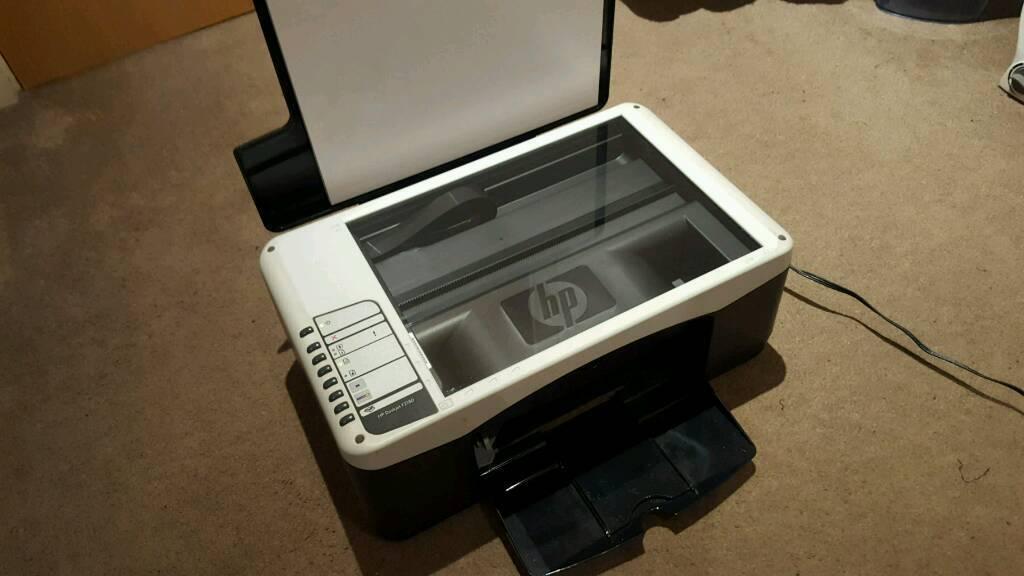 HP Deskjet F2180 Printer Copier and Scanner