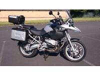 BMW R 1200 GS low miles px any bike and delivery possible