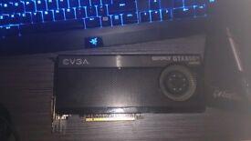 EVGA 650TI BOOST Graphics Card