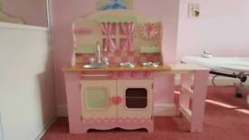 ELC kitchen and wooden toys