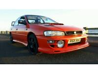 Subaru Impreza Turbo UK 1998