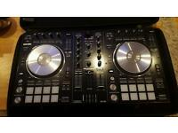 Pioneer DDJ-SR with Magma case and original box