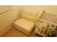 Chair bed for free pick up