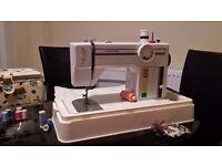 Domestic Toyota 421 Sewing Machine