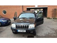 SUPER JEEP GRAND CHEROKEE LIMITED 4X4
