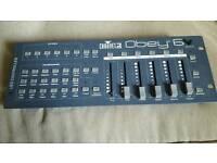 Chauvet Obey 6 DMX Controller
