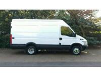 IVECO DAILY ONLY 64K ROOF RACK AND TOWBAR FITTED ONE OWNER FSH FORD TRANSIT MERCEDES SPRINTER