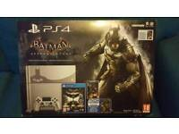 PS4 Limited Edition Batman: Arkum Knight