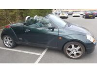 1.6 2DR FORD STREET KA SOFT ROOF CONVERTIBLE