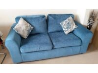 2 x sofas for sale in good condition near Crewkerne