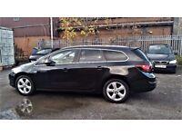 2011 (61) Vauxhall Astra SRI Estate 1.7 CDTi ecoFlex 5dr (Start/Stop). £30/Year Tax.