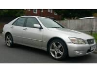 Lexus is200 2000 V 12 months mot