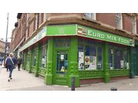 Eastern European & English Food Shop Business For Sale In Leeds Centre