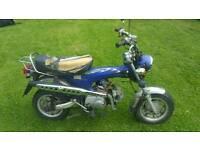 Lifan le125 monkey bike