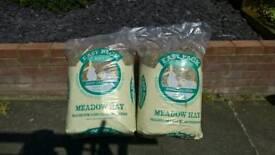 Xl bags of hay
