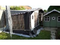 Isabella Awning 825 for sale Still in very good condition although not been used for a while