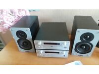 Tibo TI200 CD and Receiver Mini Separates System,Possible delivery 07989088223