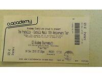 Fratellis ticket Bournemouth 02 Academy
