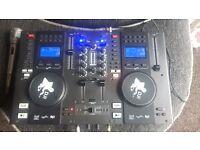 TIBO AUDIO DJ PRO 1000 £200 ono