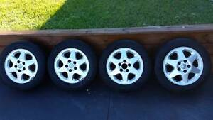 Alloy Rims & Tyres for Holden Astra Berkeley Vale Wyong Area Preview