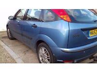 FOCUS 11 MONTHS MOT, REALLY GOOD CAR , £420