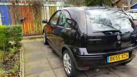 Vauxhall Corsa 2005, 3 doors, 1.2 petrol