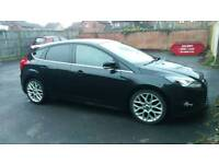 Ford Focus zetec s ecoboost 14 model