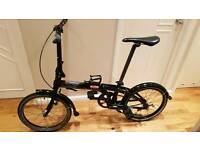 Tern folding bike like Brompton dahon carrera