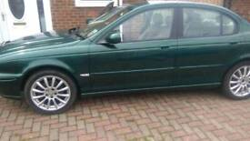Jaguar Xtype diesel Swap