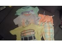Summer bundle 18mths-2years