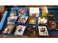 Massive Collection Of DVD Box Sets - All Shown In Photos