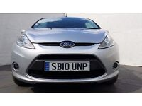 2010|Ford Fiesta|1.25|HPI Clear|3 Former Keepers|1 Year MOT
